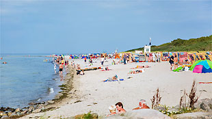 Sommer in Timmendorf-Strand