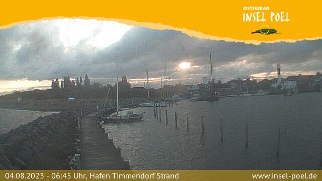 Webcam Bild Insel Poel